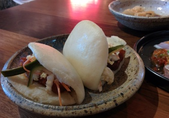 Pork Buns at Akiba